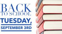 Welcome back! We are excited about this new school year, and want to share the following information forTuesday, September 3.  Grades Times Location Grade 8 10:00 – 12:00 pm […]